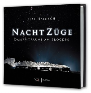 """Buch """"NachtZüge"""""""