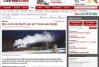 """""""Die Lok in der Nacht wie ein Traum aus Dampf"""", titelt DerWesten.de, das WAZ-Onlineportal, und schreibt weiter: """"Die fauchenden Feuerrösser mögen einst ein technischer Triumph gewesen sein – Haensch aber […]"""
