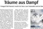 """Im Feuilleton der WAZ-Wochenendbeilage vom 11. Dezember 2010 wird dem Buch """"NachtZüge"""" ein Beitrag gewidmet:"""