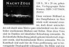 """Die Haus-Zeitschrift des Deutschen Eisenbahn-Vereins im niedersächsischen Bruchhausen-Vilsen stellt in ihrer Ausgabe 1/2011 das Buch """"NachtZüge"""" vor."""