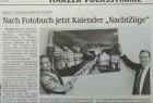 """Anlässlich der offiziellen Einweihung des neu gestalteten und erweiterten Kundenservicebereichs der Harzer Schmalspurbahnen GmbH (HSB) stellte Fotograf Olaf Haensch am 1. September 2011 den neu erschienenen Kalender """"NachtZüge 2012"""" vor […]"""