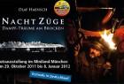 """Vom 29.10.2011 bis zum 8.1.2012 werden die besten Fotos aus dem Band """"NachtZüge"""" im Rahmen einer umfangreichen Ausstellung in München zu sehen sein. Die etwa 30 ausgestellten Bilder werden von […]"""