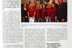 """Einen ausführlichen Bericht über die offizielle Eröffnung des neugestalteten Kundenservice der Harzer Schmalspurbahnen sowie der Vorstellung des Kalenders """"NachtZüge 2012"""" hat die Zeitschrift """"Der Harz"""" in ihrer Ausgabe 11/2011 veröffentlicht."""