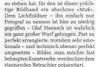 """Die Fachzeitschrift """"LOK Report"""" rezensiert den Band """"NachtZüge"""" ausführlich in ihrer Ausgabe 10/2011:"""