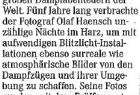 Veranstaltungshinweis der Mitteldeutschen Zeitung vom 30. Mai 2012: